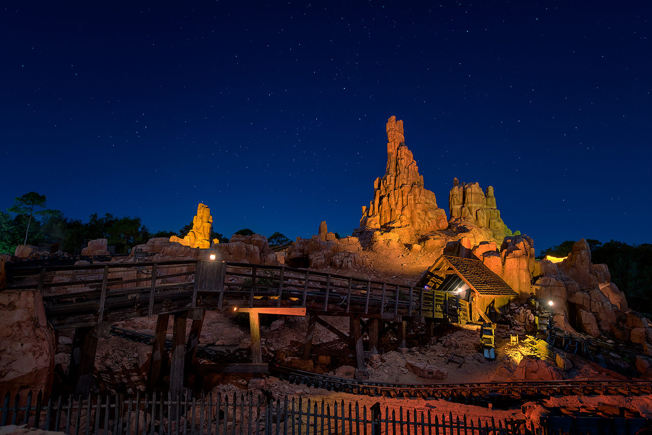 Thunder Mountain & the Stars