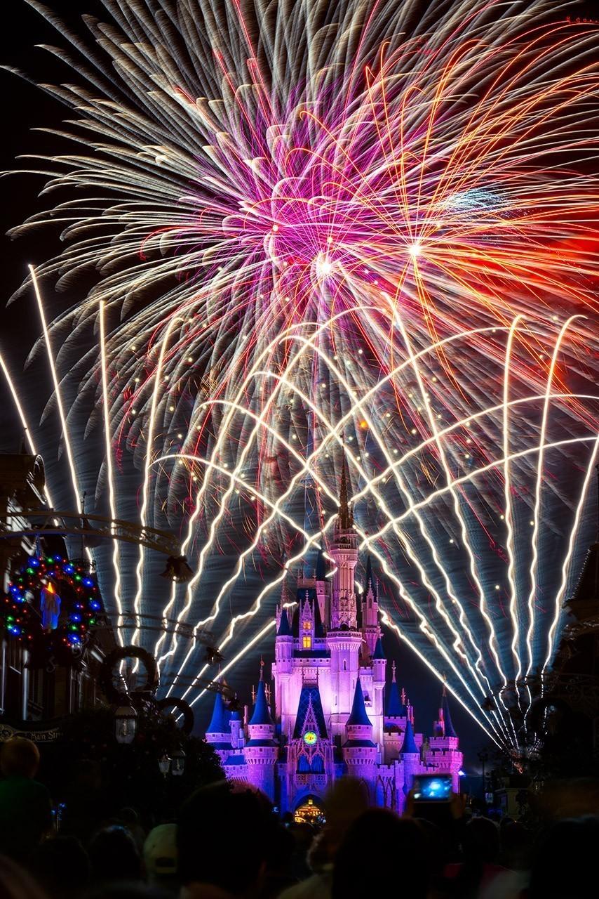 The Magic Wonky Fireworks