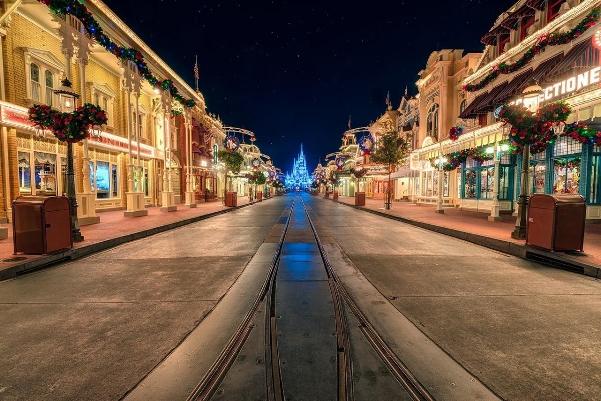 A New Main Street USA
