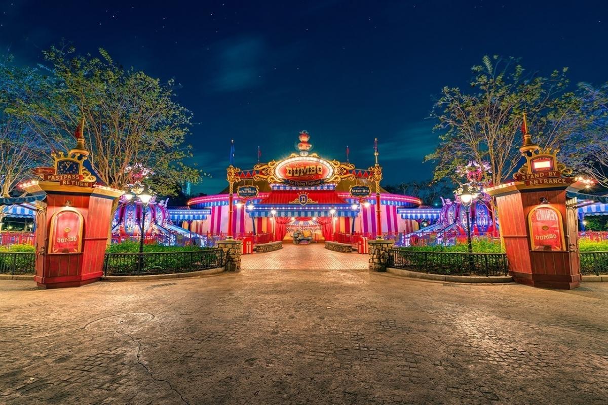 Dumbo's Flying Circus