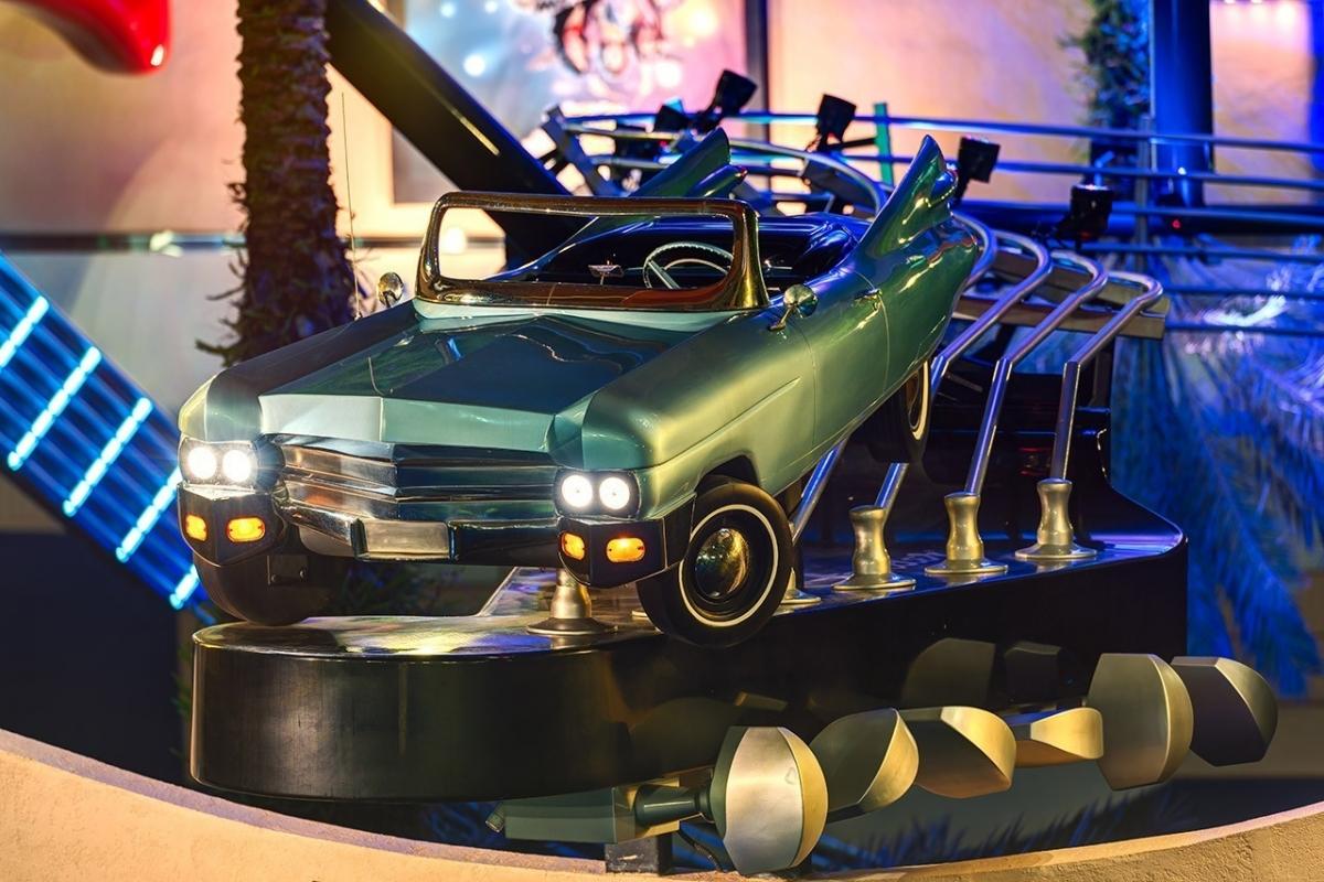 Rockin' Rollercar