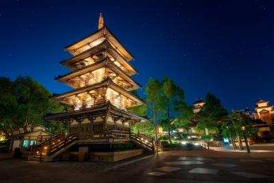 The Pagoda & the Stars