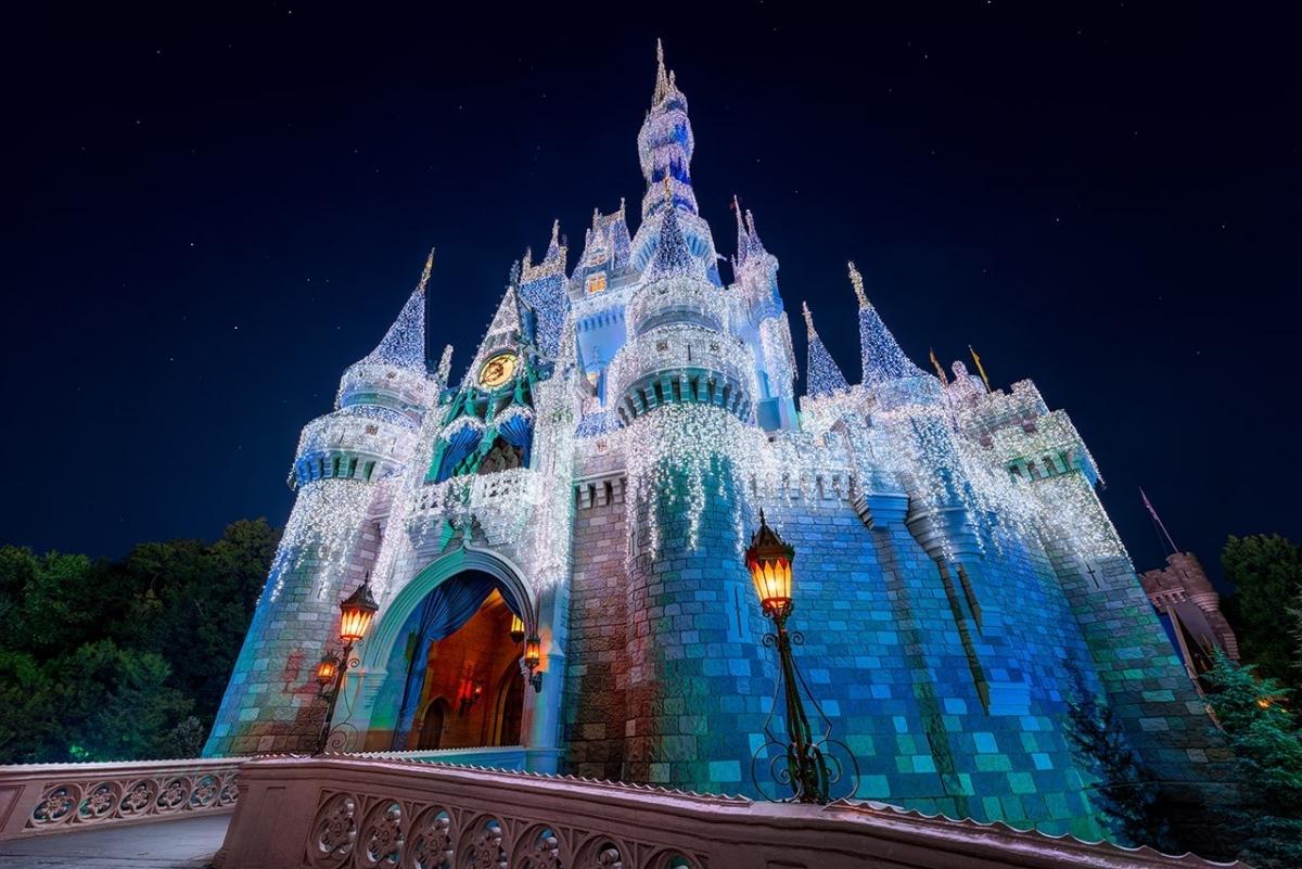 Cinderella Ice Castle