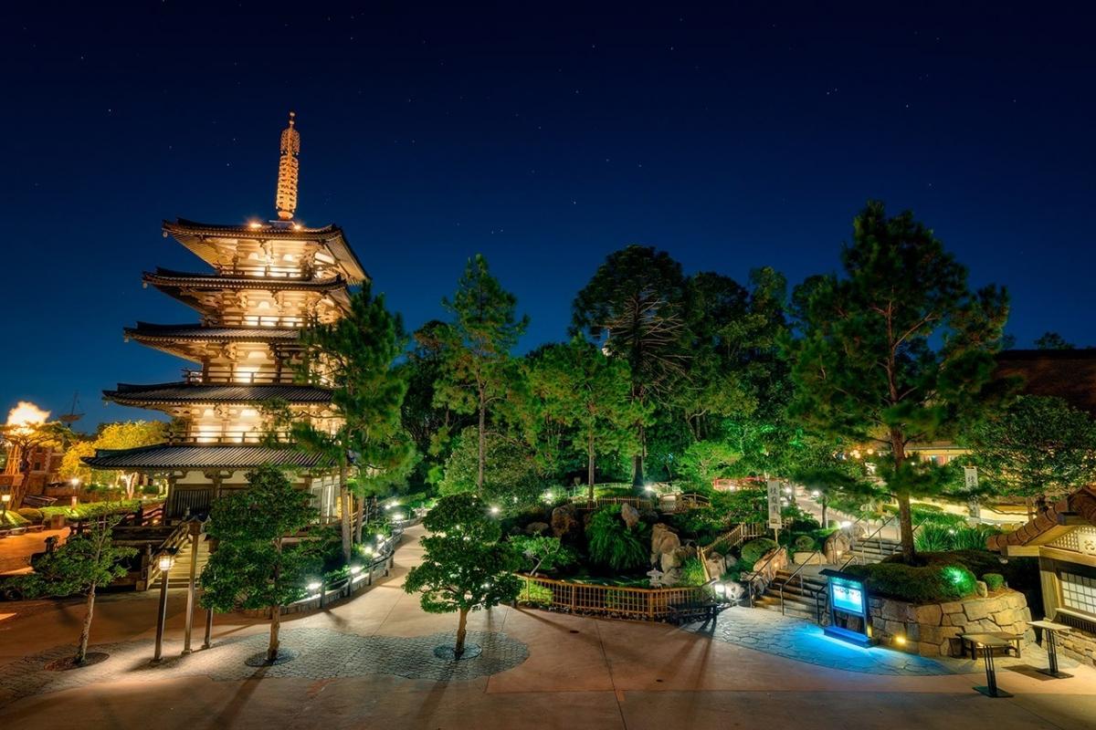 The Pagoda & the Japanese Gardens