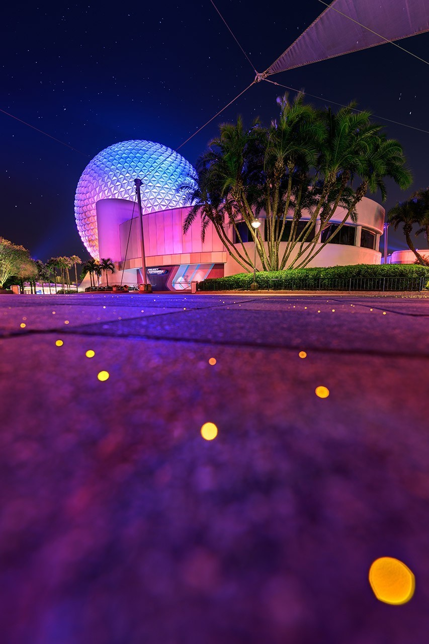 Spaceship Earth & the Stars That Fell to the Ground
