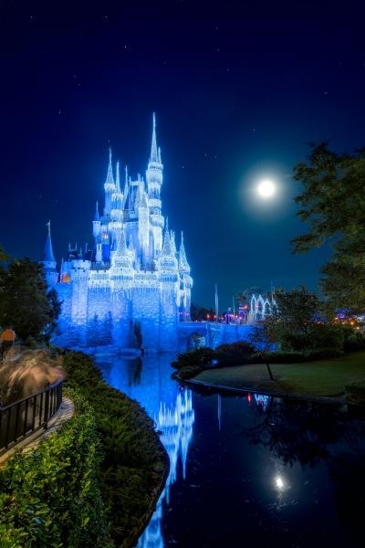 A Dream Moon Castle