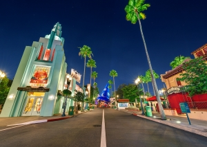 A Night in Hollywood Studios