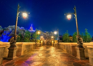 Be Our Guest Under the Stars