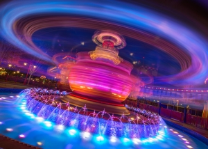 Dumbo's Lightspeed Journey Through Time and Space