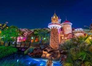 Prince Eric's Castle and the Realism