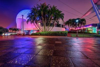 The Rain Brings the Shine to Spaceship Earth