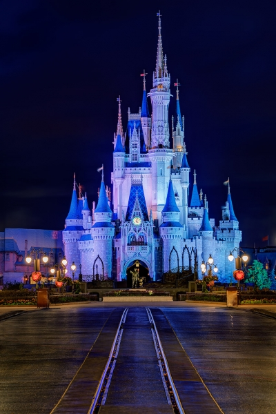The Street to Cinderella Castle