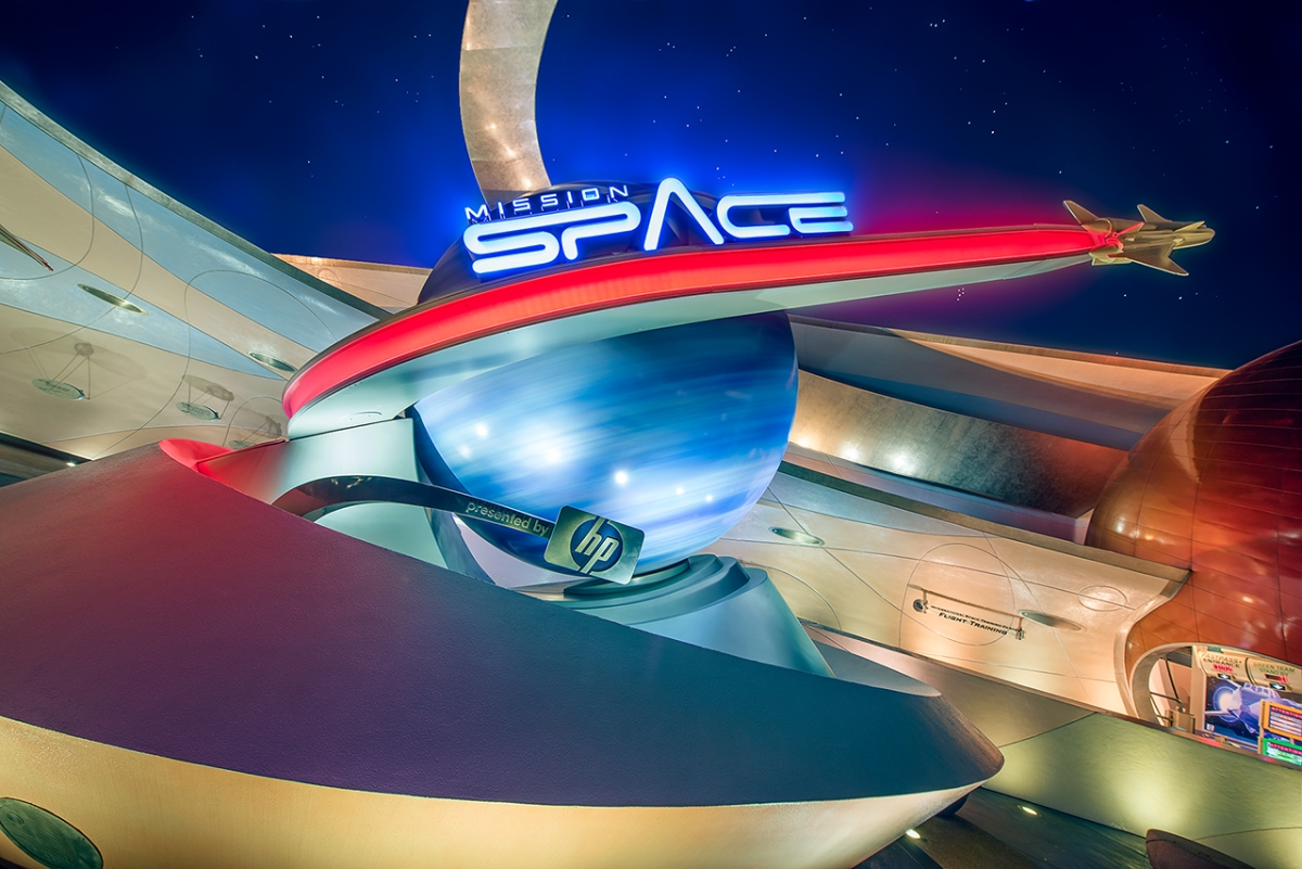 Mission Space to the Stars