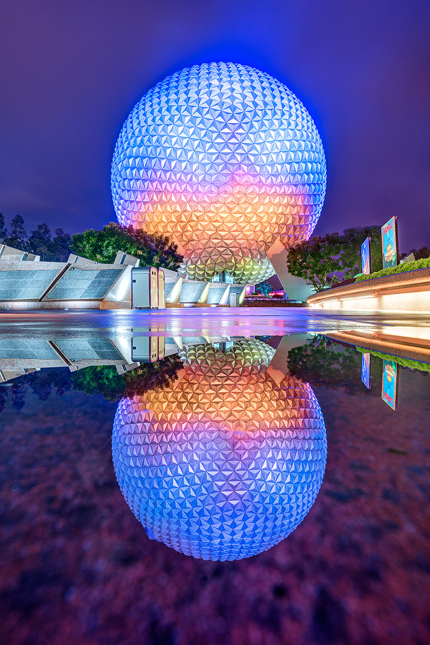 Reflecting on Spaceship Earth