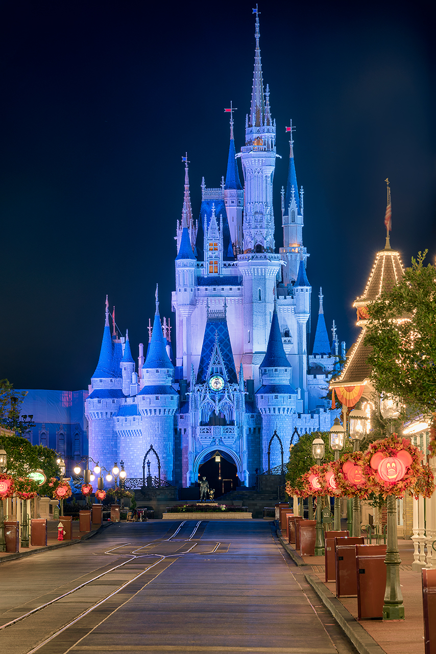 A Final Look at Cinderella Castle