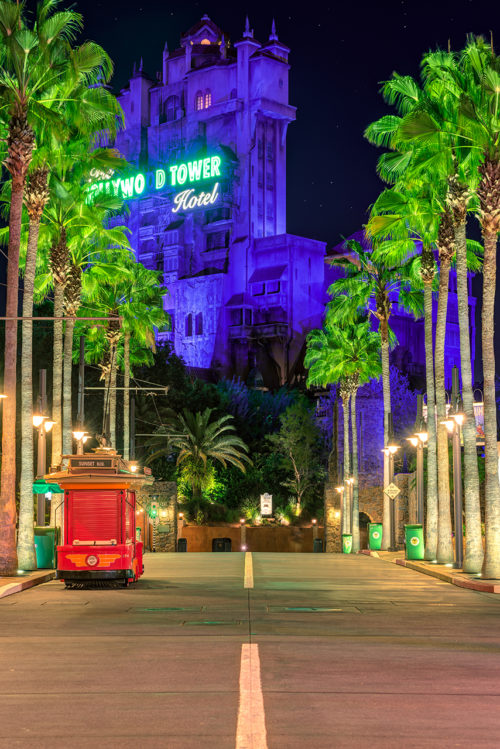 A Long Look at Tower of Terror