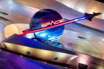 Mission to Spaaaaaaaace - Mission Space