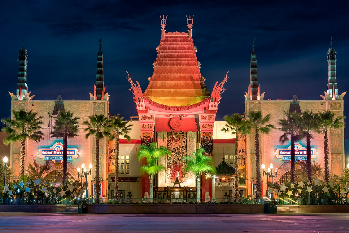 The Unobstructed Great Movie Ride