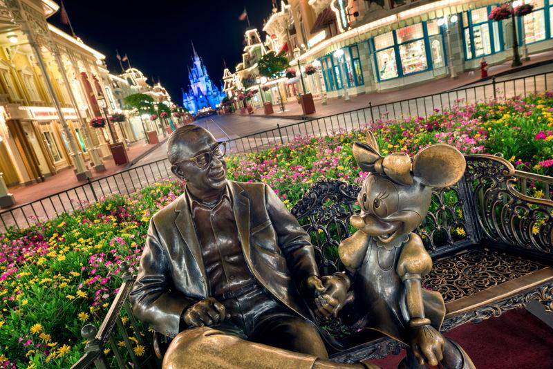 Roy & Minnie Main Street USA