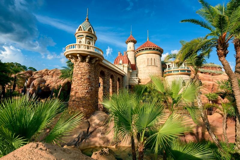 Prince Eric's Castle Sunfall