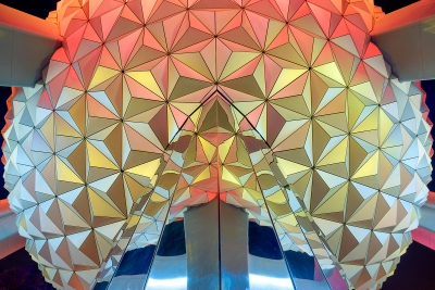 Spaceship Earth from Below