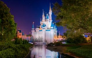 The Majesty of Cinderella Castle