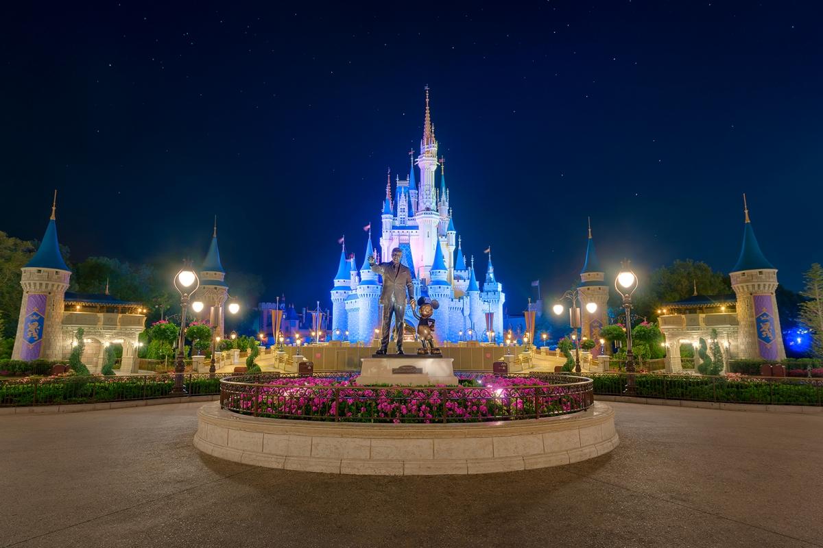 A Magic Kingdom Classic Rendering