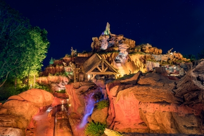Splash Mountain's Magnificence