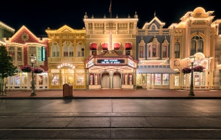 Now Showing on Main Street USA