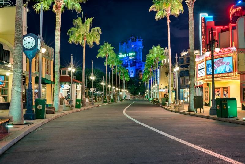 Sunset Boulevard Perspective