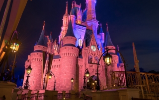 The Ominousness of Cinderella Castle