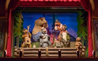 The Noiseless Bear Band Bearsa