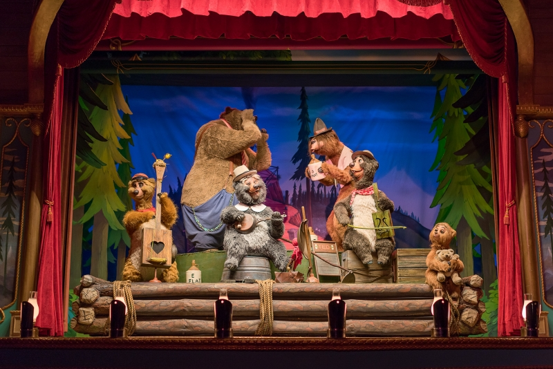 The Noiseless Bear Band Bearsa