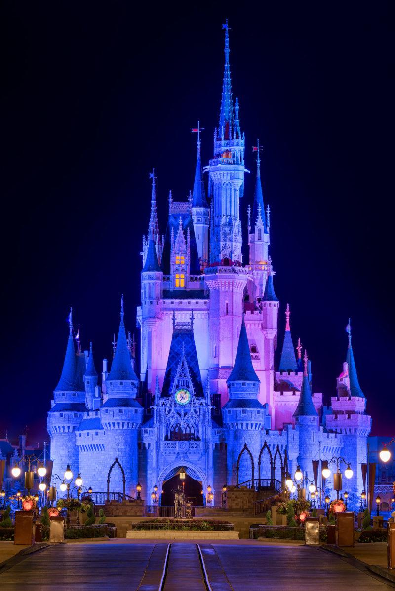 Cinderella Castle Nights
