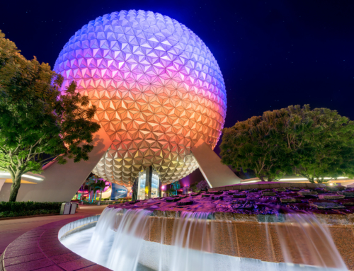 Spaceship Earth Nights