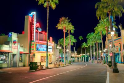 Sunset Boulevard Nights