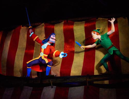 Pan & Hook Duel